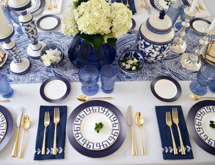 Passover Entertaining: Chinoiserie Style