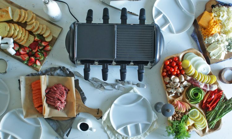 How to Throw a Raclette Party