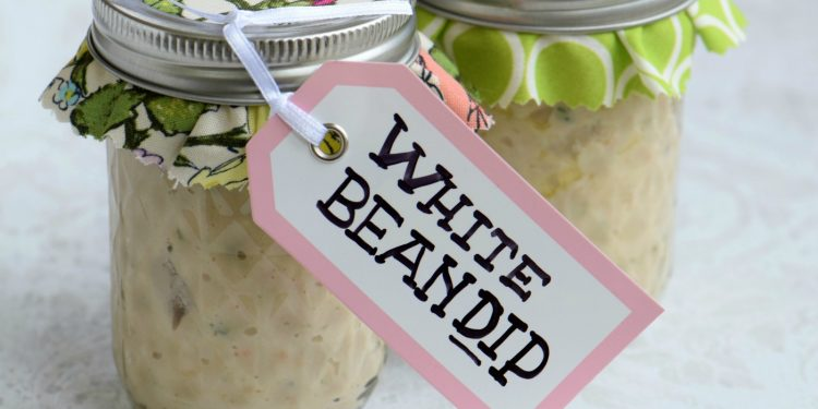 How to Host a Food Swap + Tuscan White Bean Dip