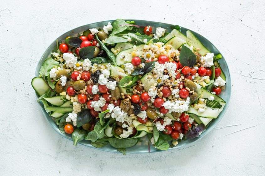 2017 08 02 Zoodle Ribbon Salad 10