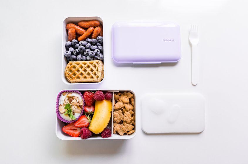 2017 09 04 Back To School Bento Breakfast Box 1A Resize
