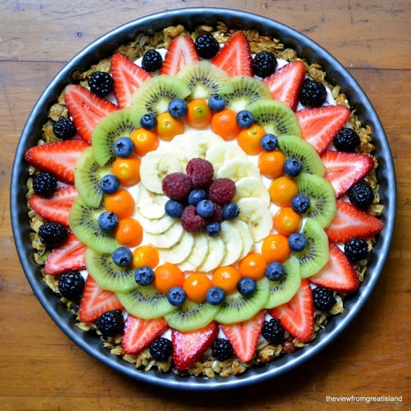 8 Easter Brunch Tart
