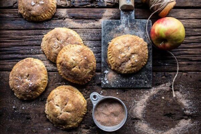 Caramelized Condensed Milk Mini Apple Pies 6