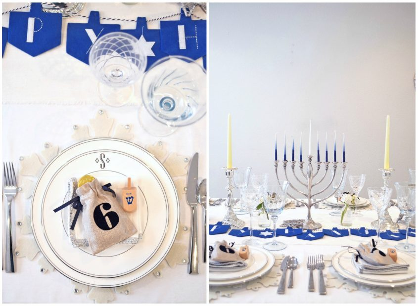 Hanukkah Collage 3