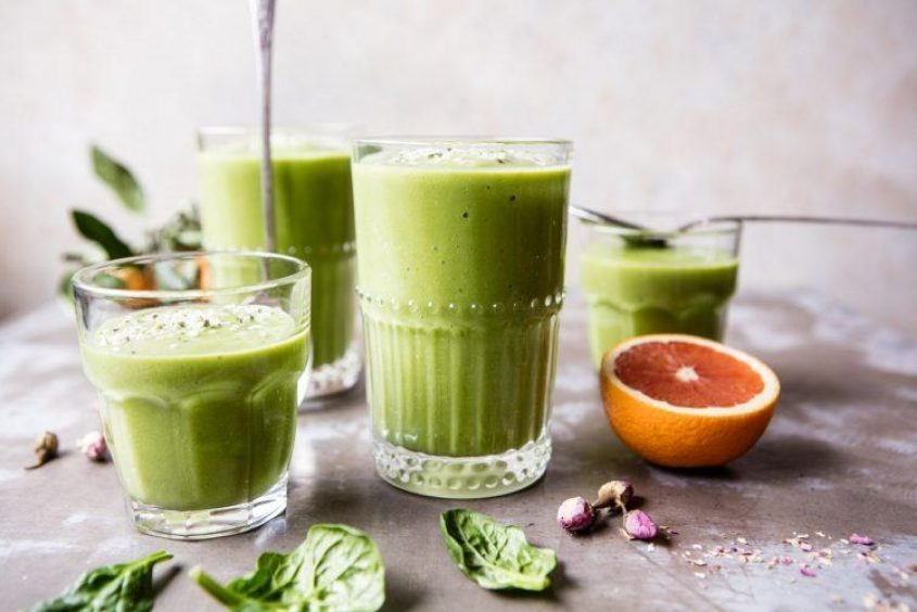 Healthy Green Smoothie 6