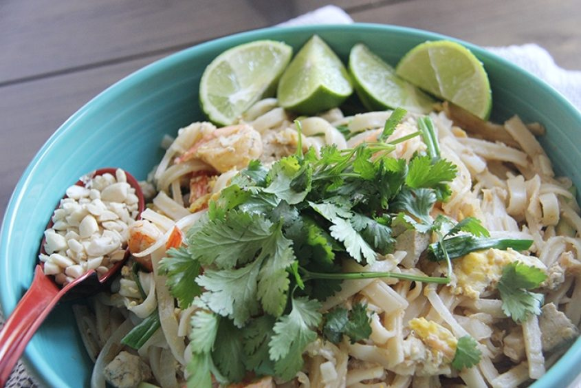 This Classic Pad Thai recipe brought back some awesome memories of my ...