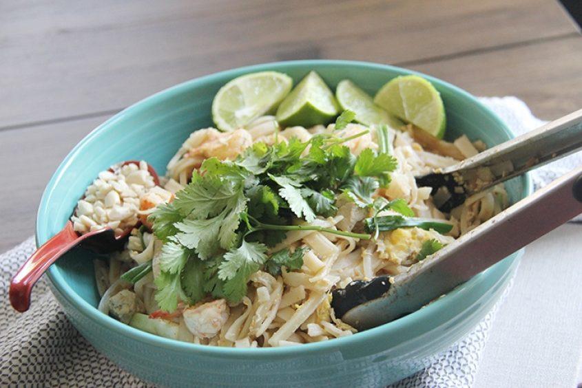 Classic Pad Thai Recipe | Linda Tambunan | The Inspired Home