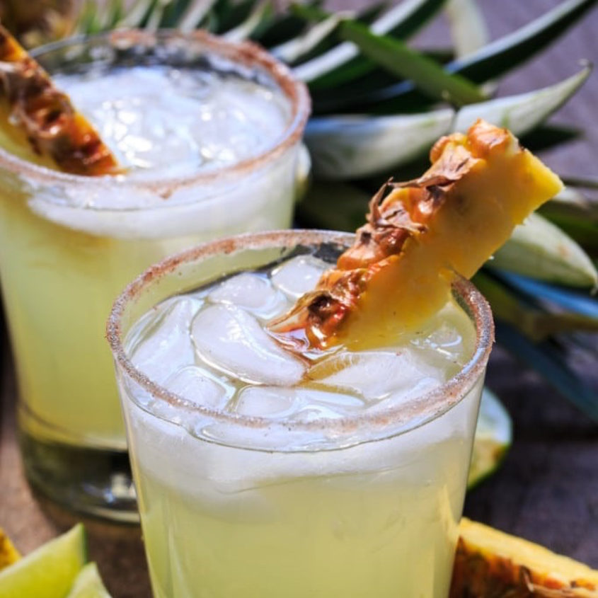 Pineapple Cinnamon Margarita