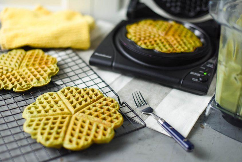 Shamrock Waffle