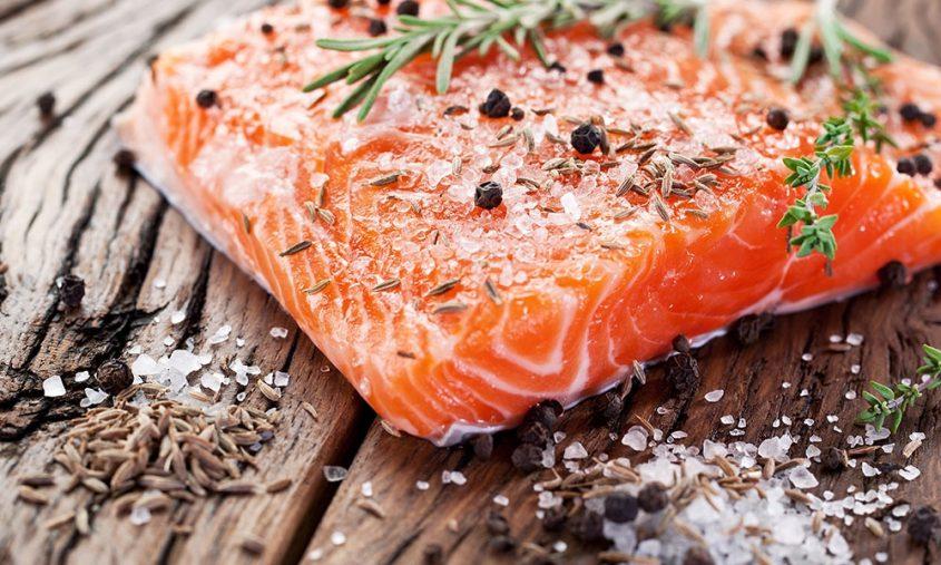 Sous Vide Salmon 2