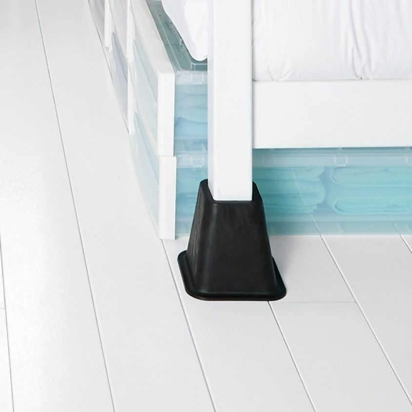 Bed Risers Dorm Must Haves Inspired Home