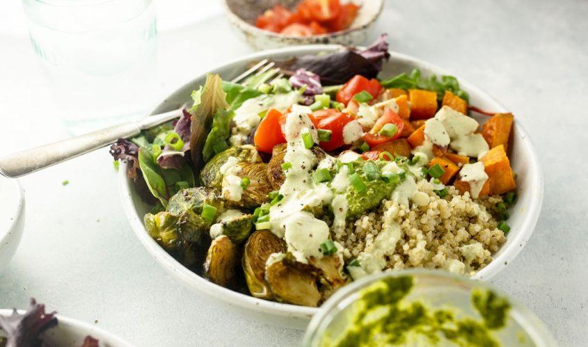 Best Roasted Vegetable Bowls