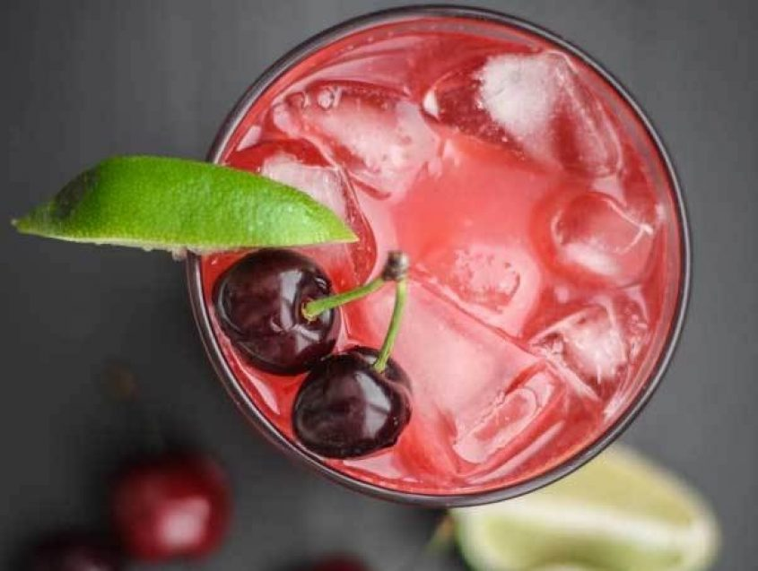 Cherry Lime Margarita 2