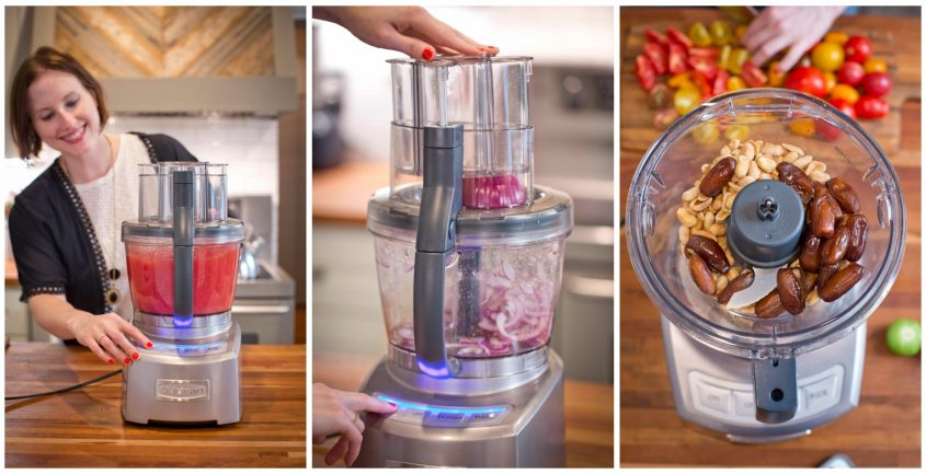 Food Processor Collage
