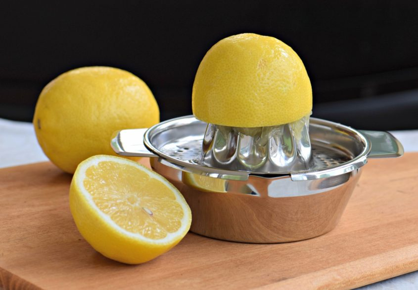 Food Swap Inspired Home Citrus Reamer