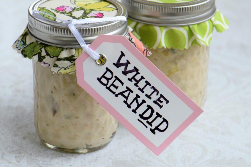 Food Swap Inspired Home Jars Tag