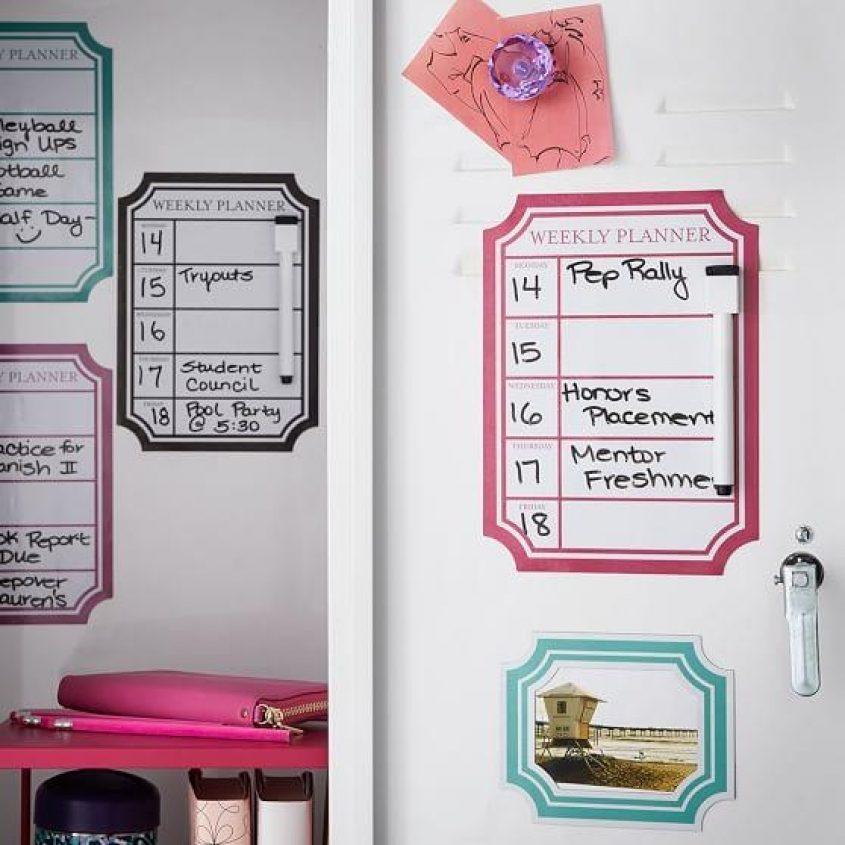 Inspired Home Locker Tips