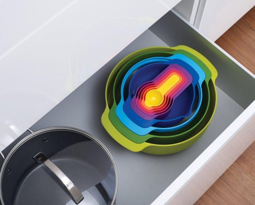 Kitchen Organization Inspired Home Kitchen Bowls