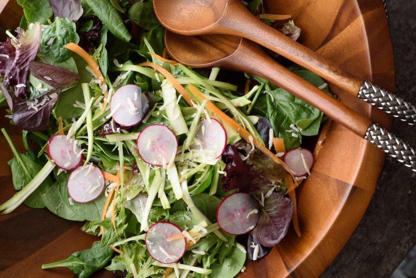 Salad Nambe Bowl