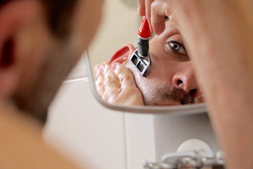 Shaving 11