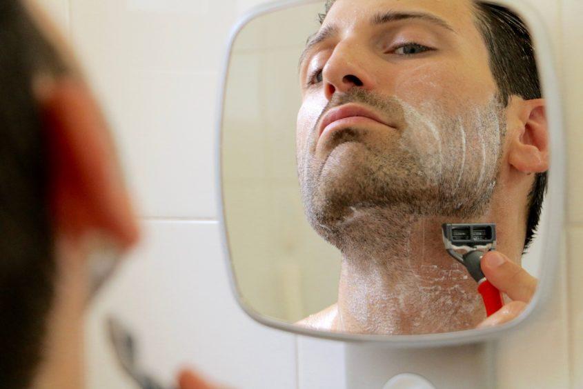 Shaving 8