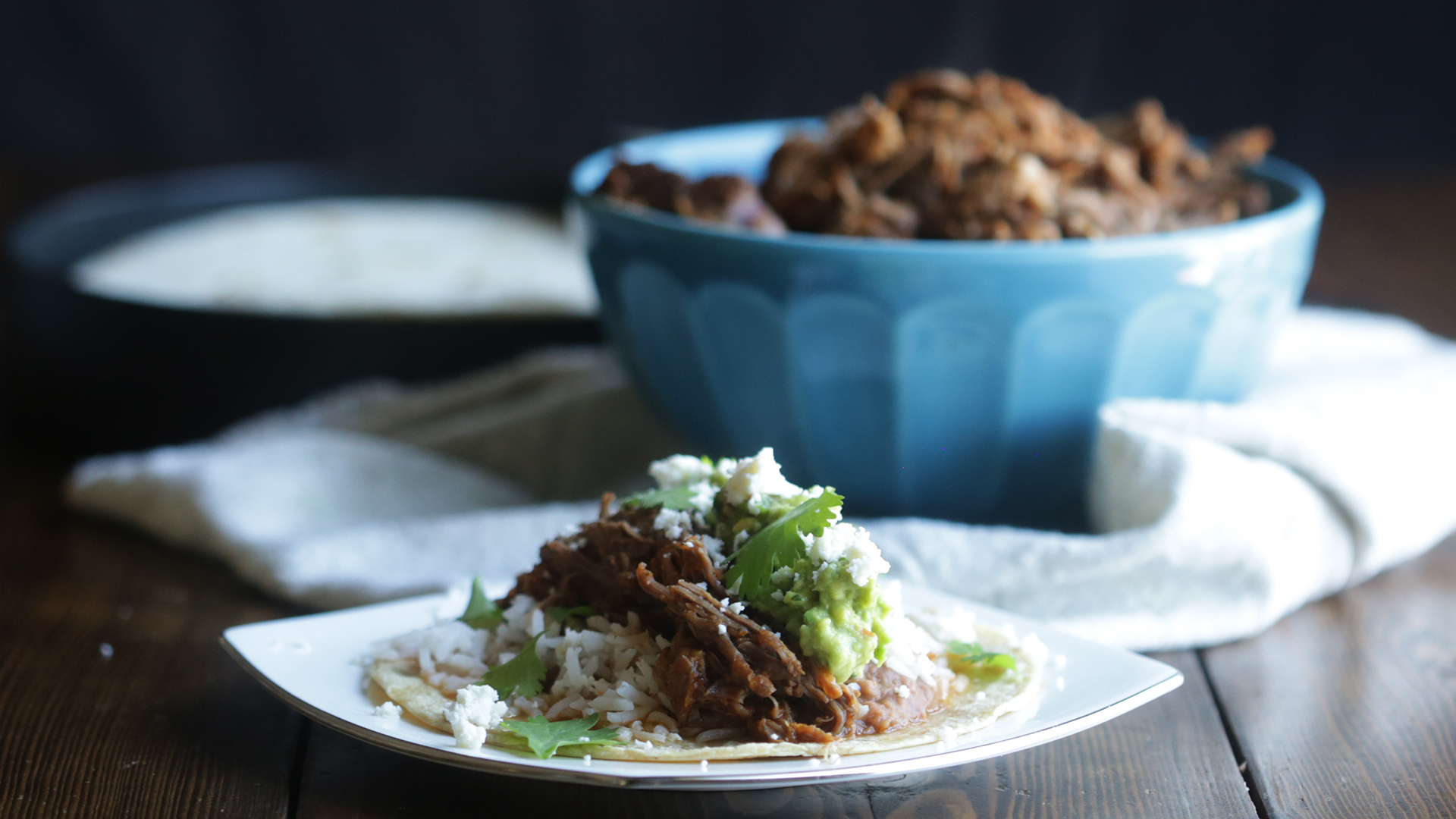 Pressure Cooker Barbacoa Beef Recipe | Billy Parisi | The ...