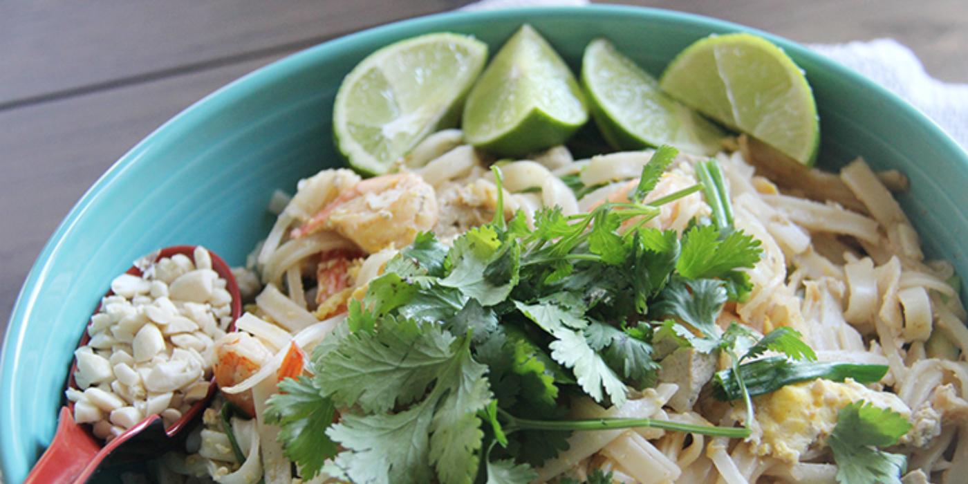 Classic Pad Thai Recipe | Linda Tambunan