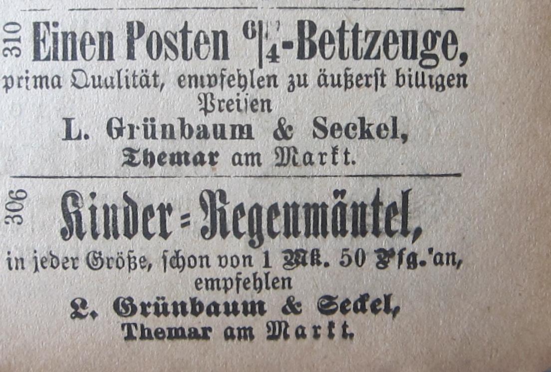 Grun.Seckel 1891 ad