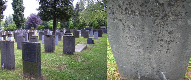 Frankfurt cemetery