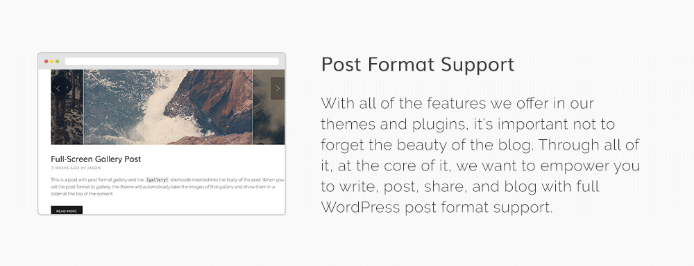 Denali - Responsive Multi-Purpose WordPress Theme