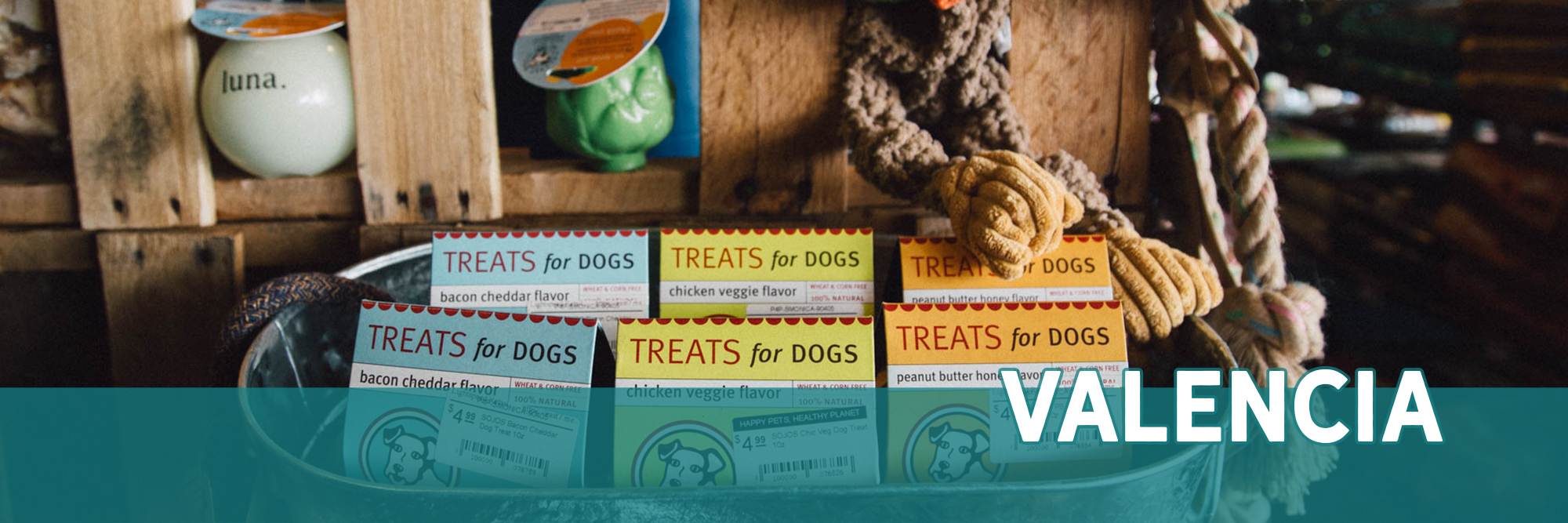 Natural Pet Food in Valencia