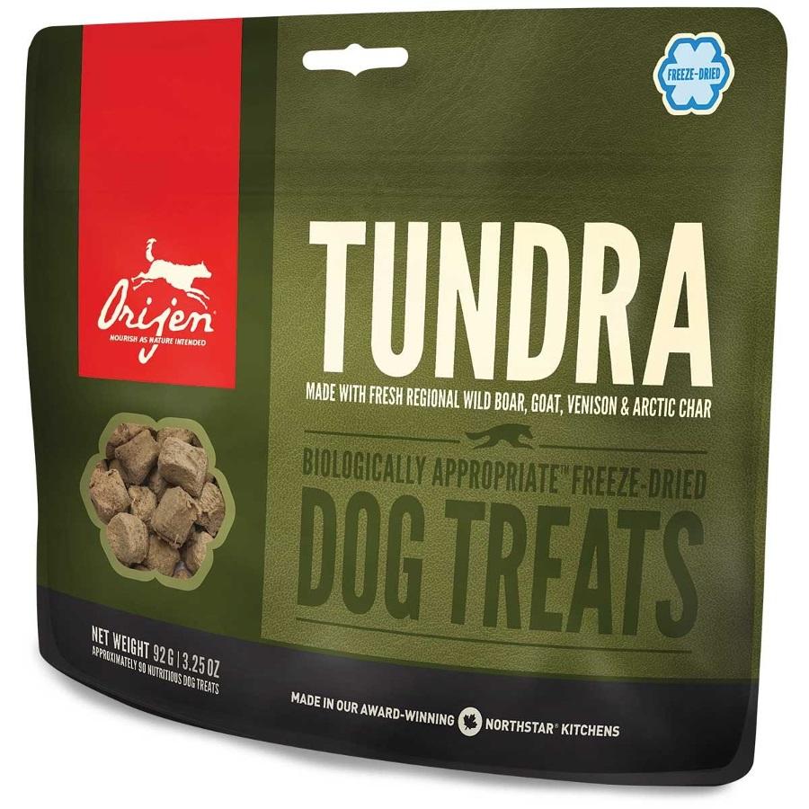 Orijen Tundra Freeze Dried Grain-Free Dog Treats 3.25z