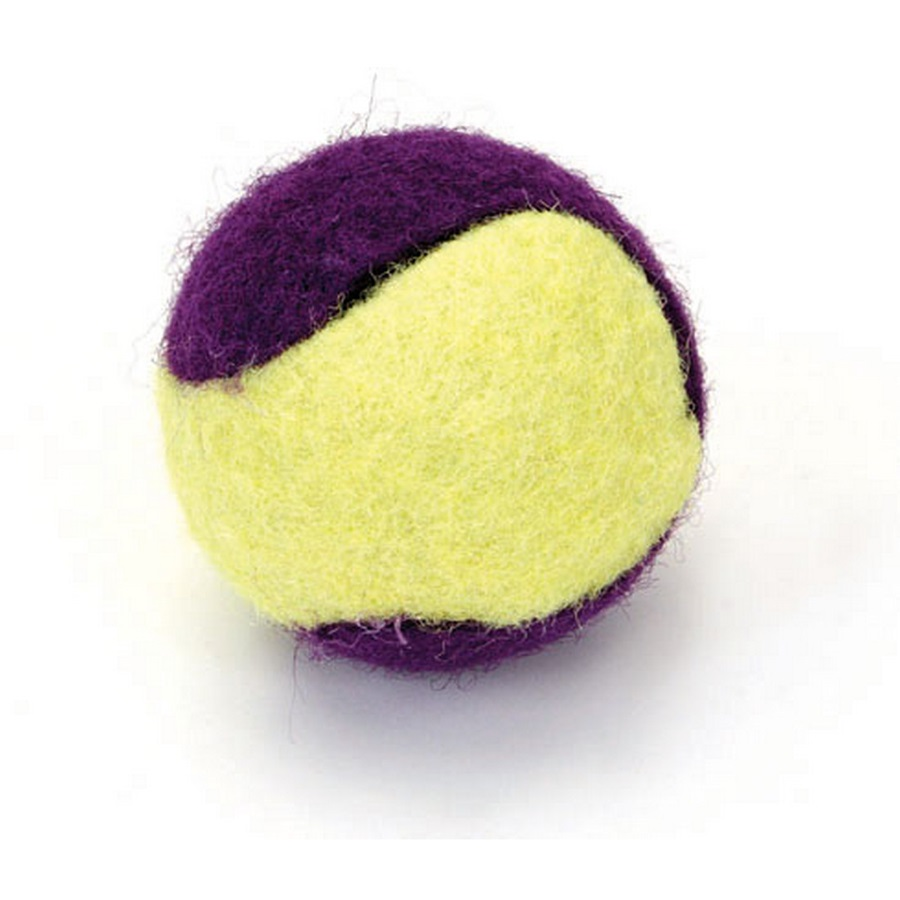 Coastal 'Rascals' Tennis Ball Cat Toy, 1 Count