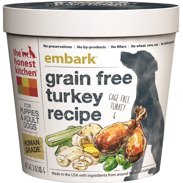 The Honest Kitchen Embark Turkey 3z Cup, 8
