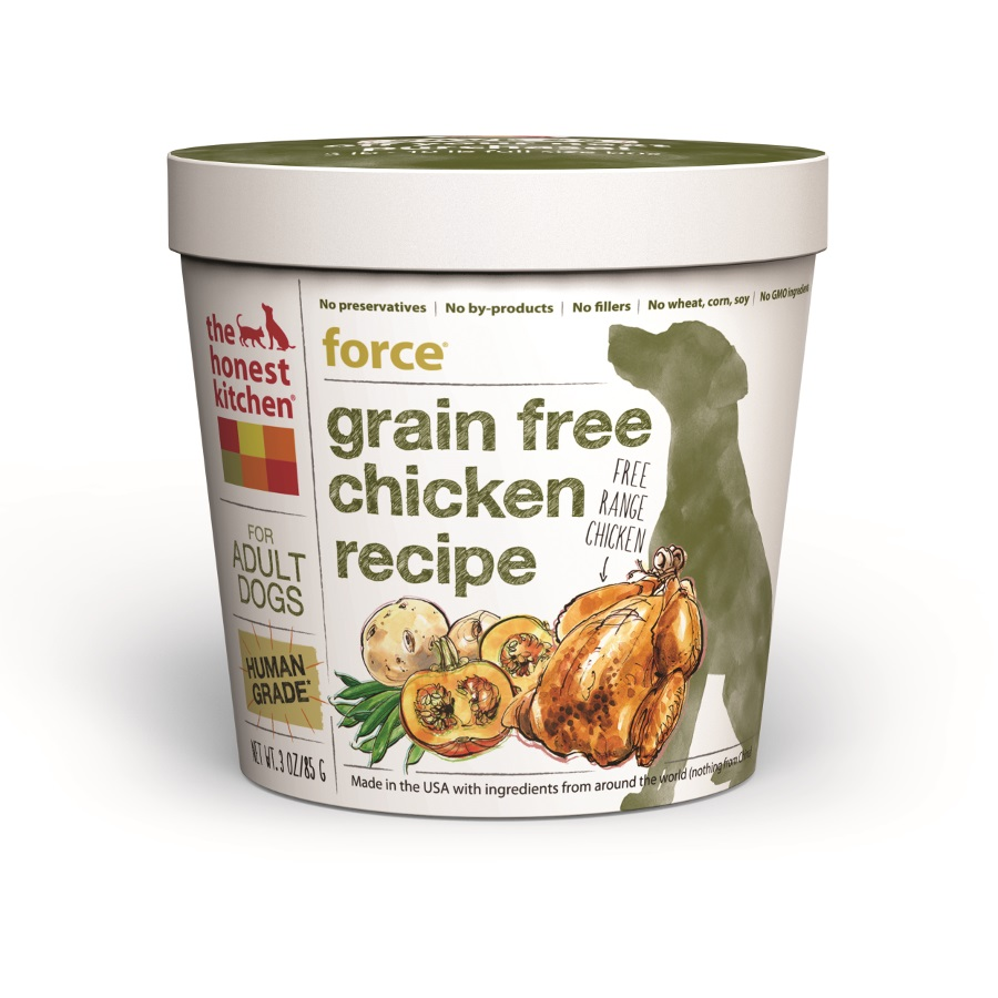 The Honest Kitchen Force Chicken 3z Cup, 8