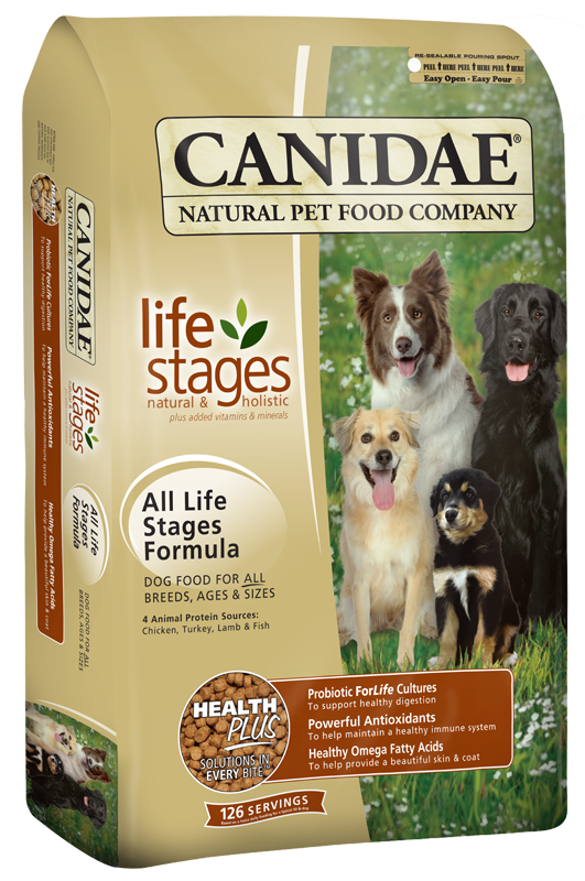 Canidae Life Stages All Life Stages Formula Dry Dog Food 5lbs