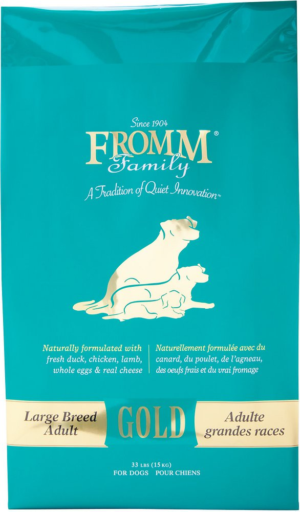 Fromm Gold Holistic Large Breed Adult Dry Dog Food 5lbs