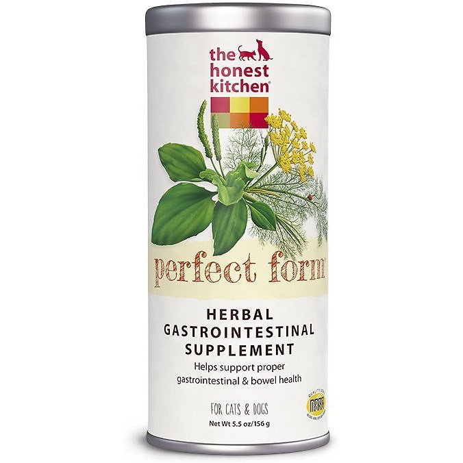 The Honest Kitchen Perfect Form Herbal Digestive Supplement for Dog & Cat 5.5z