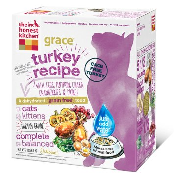The Honest Kitchen Grace Dehydrated Cat Food 2lbs
