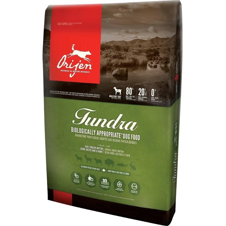 Orijen Tundra Grain-Free Dry Dog Food 13lbs