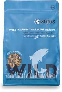 Sojos Wild Salmon 1lbs