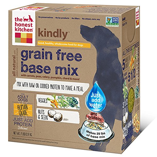 The Honest Kitchen Kindly Dehydrated Dog Base Mix 3lbs