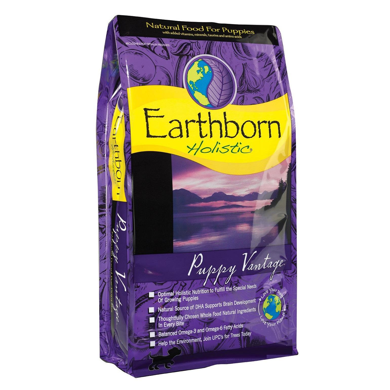 Earthborn Holistic Puppy Vantage Natural Dry Dog Food 5lbs