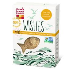The Honest Kitchen Wishes Fish Grain-Free Cat Treats 3z