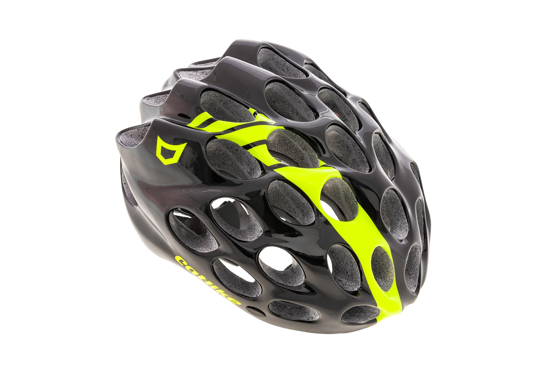 Black//Green Matte Catlike Mixino Road Cycling Helmet SM