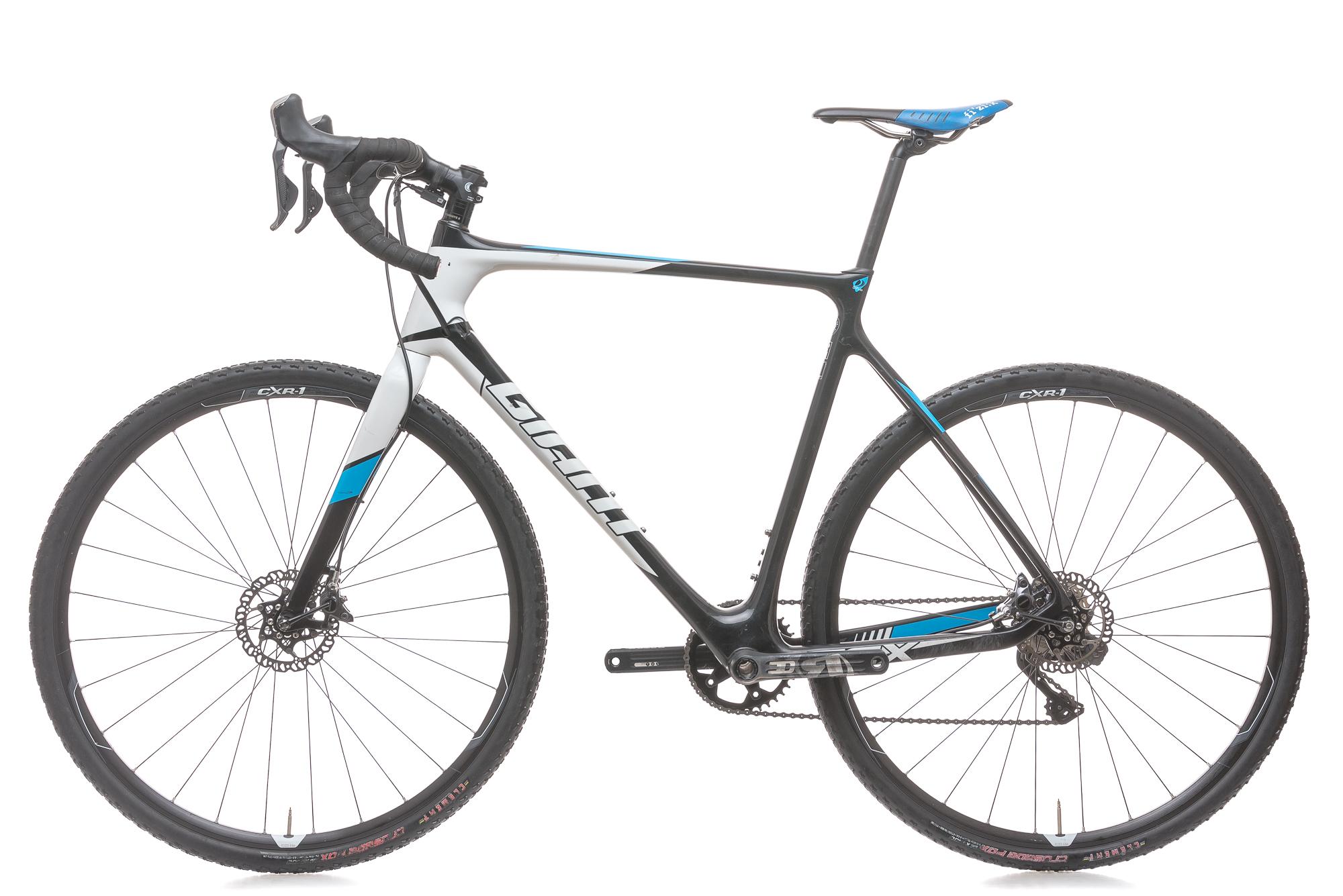 2016 Giant Tcx Advanced Pro 1 Cyclocross Bike Large Carbon
