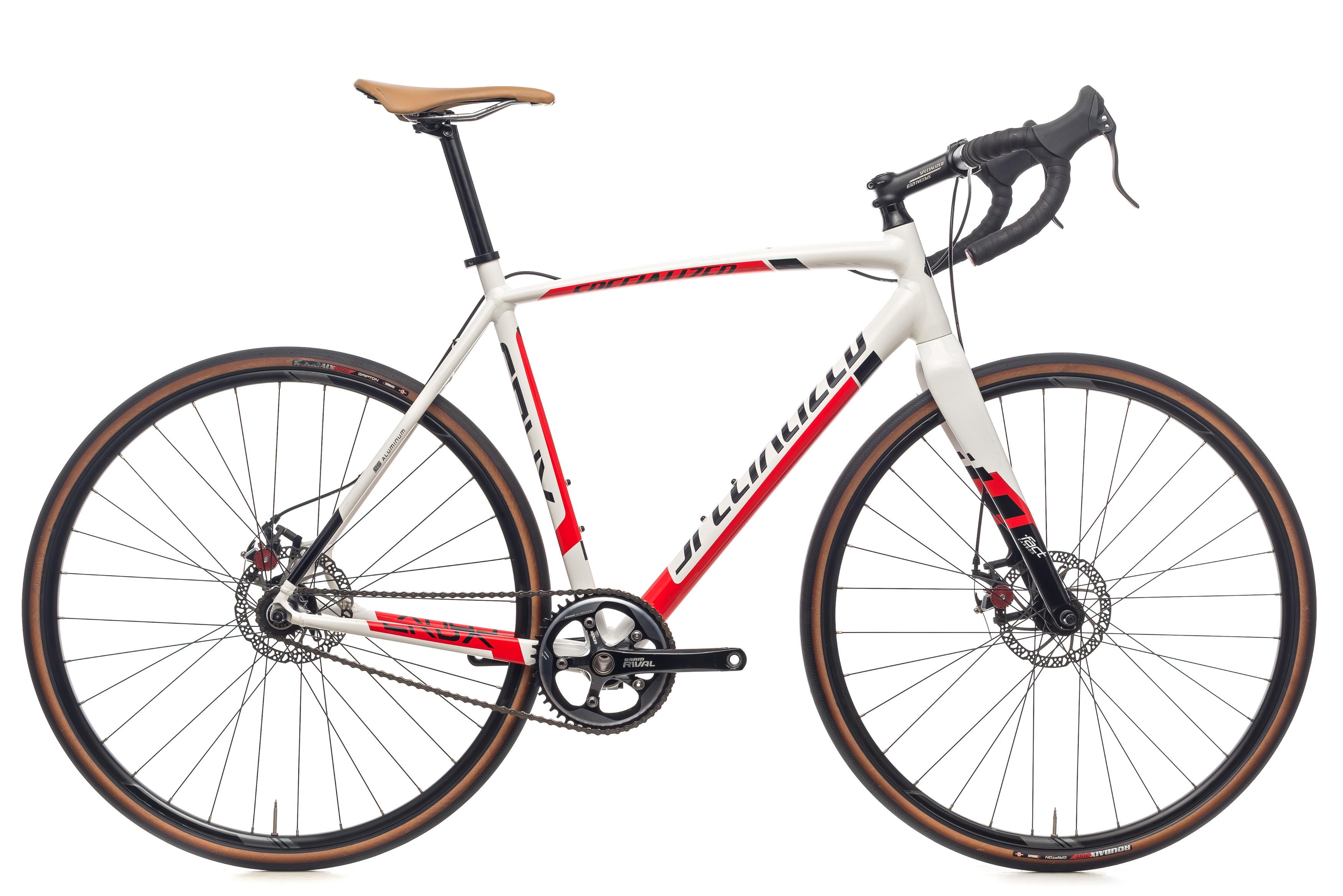 Cyclocross singlespeed disc brakes