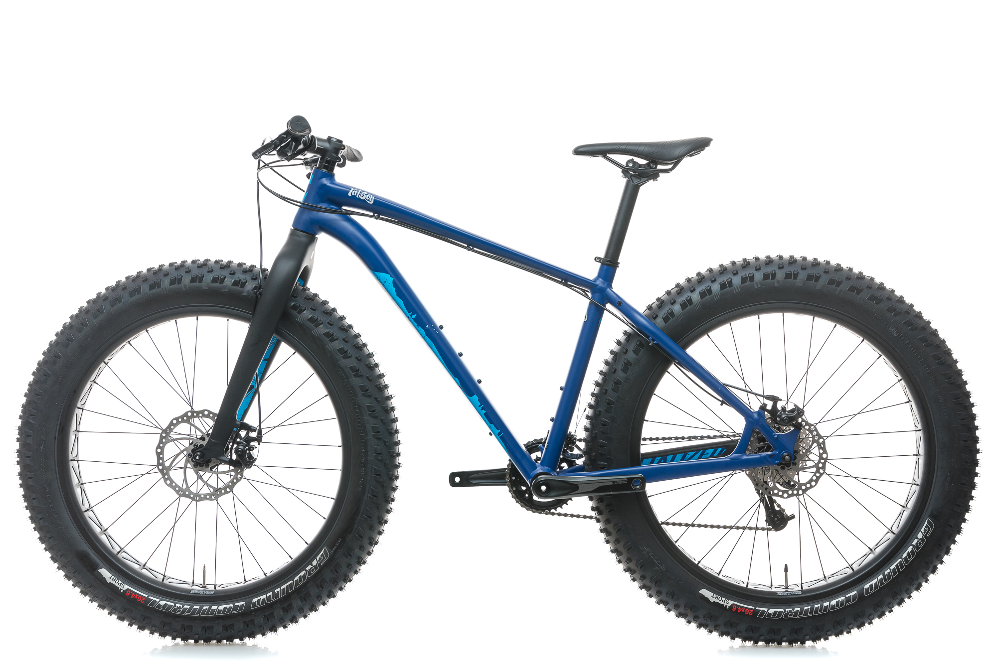 2016 specialized fatboy se mountain fat bike medium 26 sram ebay