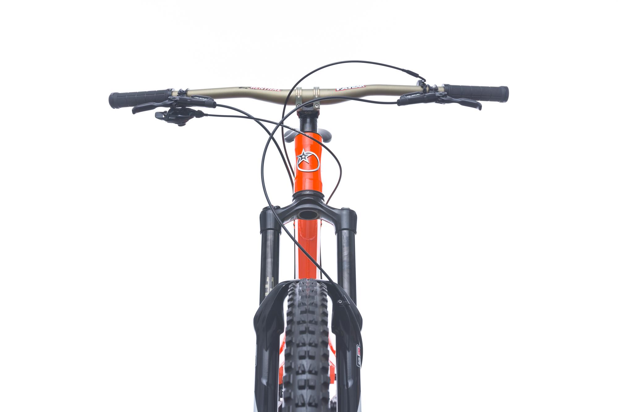 2016 Orange Alpine 160 RS Mountain Bike Large 27.5\