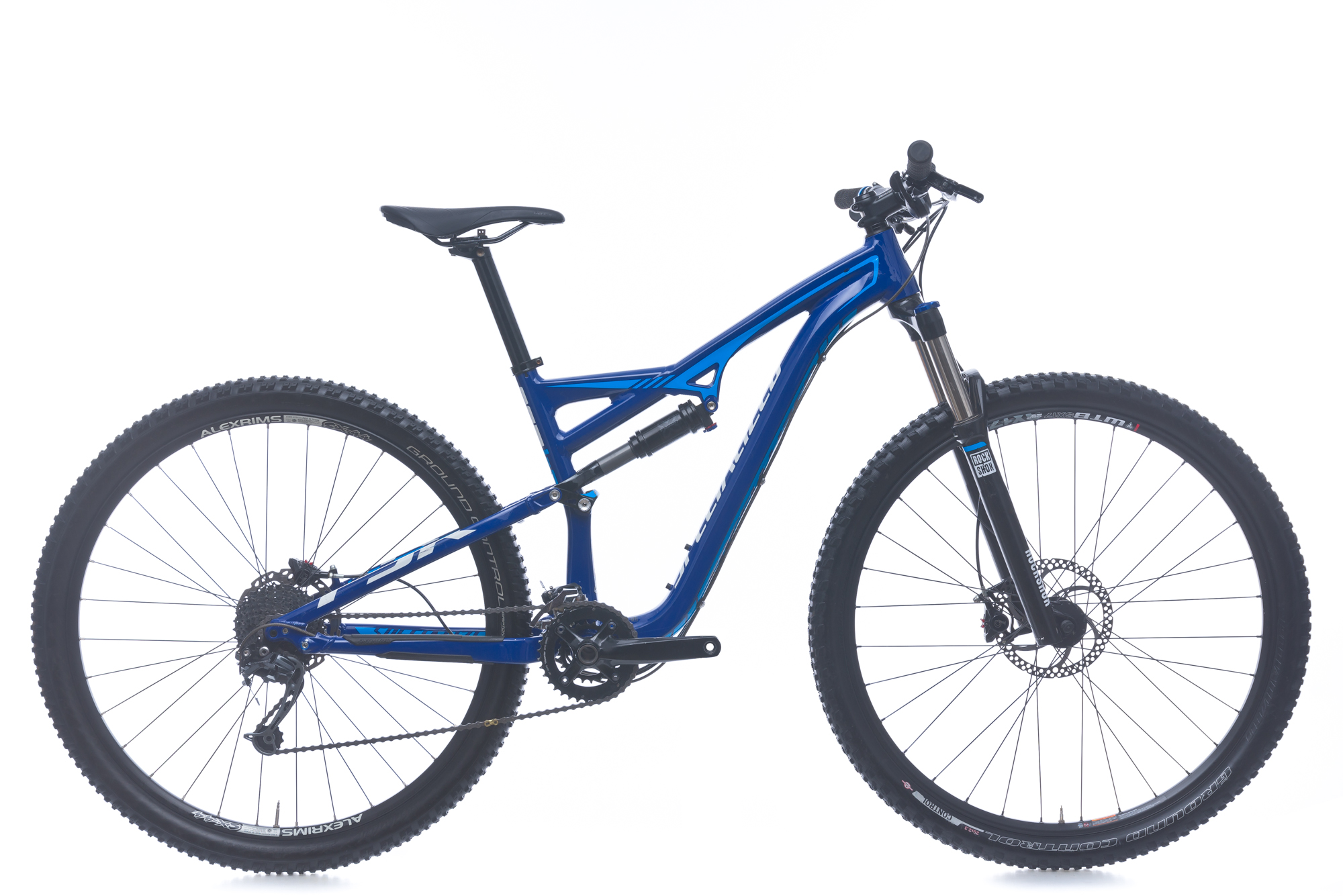 2015 Specialized Camber 29 Mountain Bike Medium 17in Aluminum ...